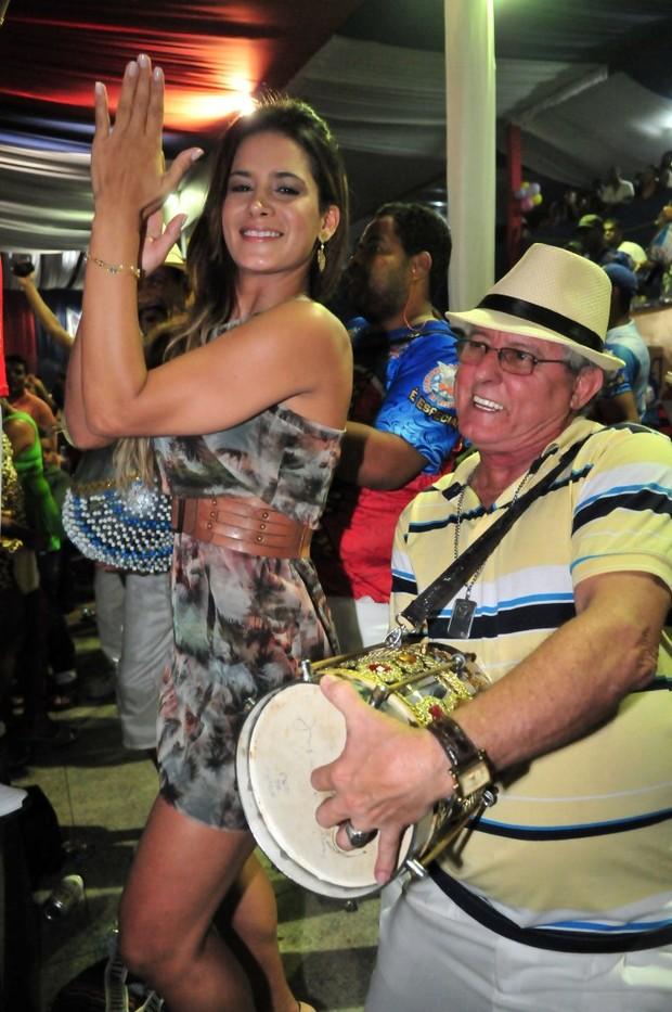 Lucilene Caetano (Foto: Marcos Fernandes / Divulgação)