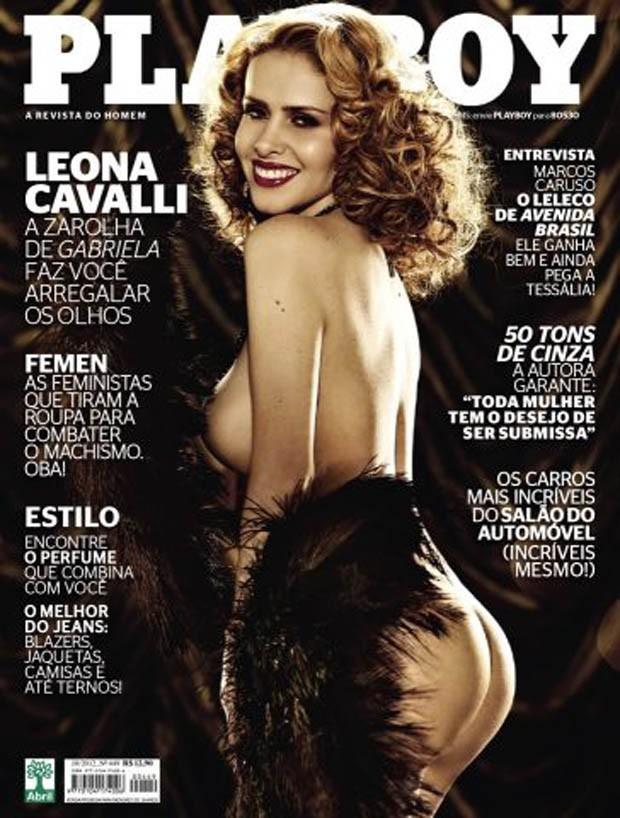 Cavalli Na Playboy Foto Reprodu O Facebook Revista
