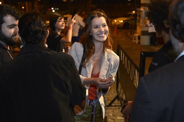 Nathalia Dill (Foto: André Muzell e Alex Palarea/ Ag. News)