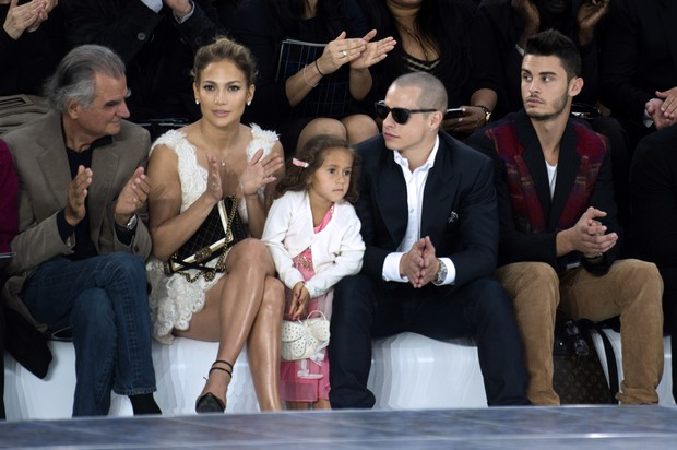 Emme, filha de jennifer Lopez (Foto: AFP)