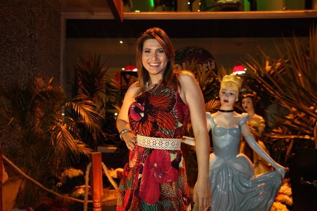 Lívia Andrade em festa em São Paulo (Foto: Manuela Scarpa/ Foto Rio News)