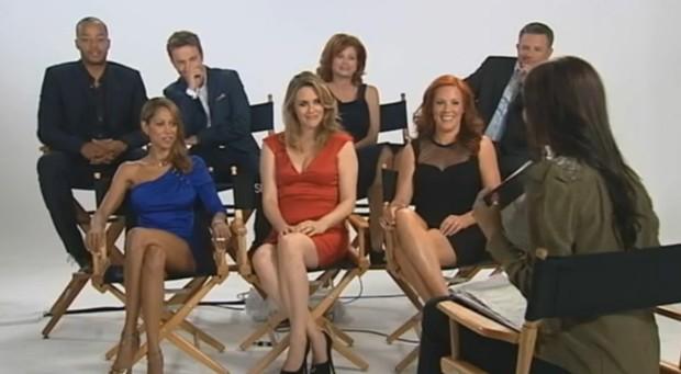 """Elenco de """"As Patricinhas de Beverly Hills"""" (Foto: Reprodução)"""