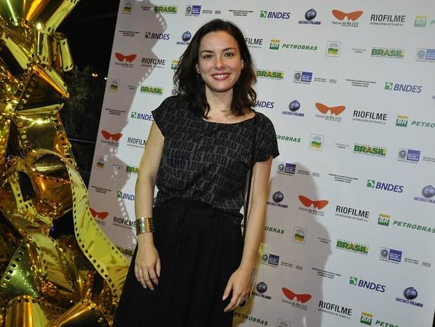 Regiane Alves no Festival do Rio (Foto: Roberto Teixeira/ EGO)