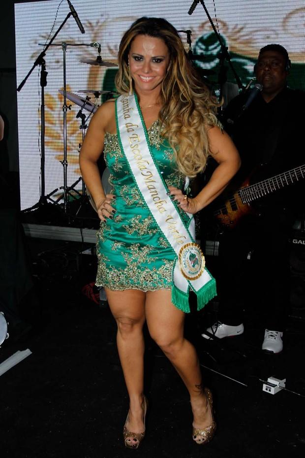 Viviane Araújo  (Foto: Danilo Carvalho e Thaís Aline / AgNews)
