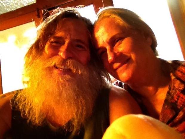 José de Abreu e Vera Holtz nos bastidores de 'Avenida Brasil': 'Casal ...