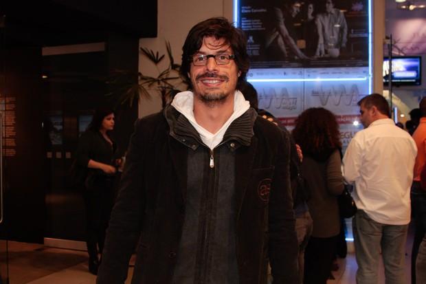 Daniel Alvim em estreia de peça em São Paulo (Foto: Marcos Ribas/ Foto Rio News)