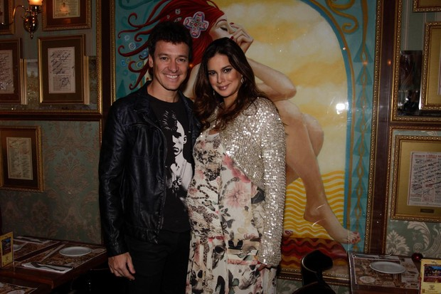 Rodrigo Faro e Vera Viel (Foto: Thais Aline/Agnews)