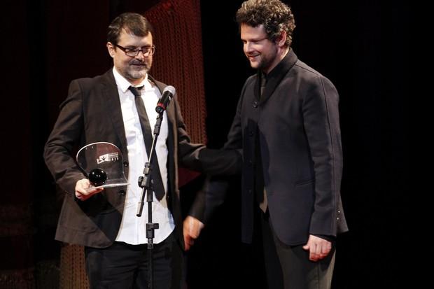Selton Mello ganha premio em Melhor Roteiro Original (Foto: Roberto Filho/ Ag.News)