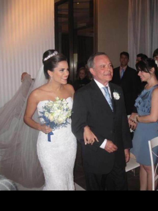 Julia e Fernando Vanucci (Foto: Divulgação)