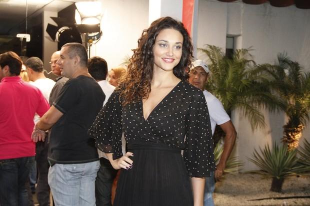 Débora Nascimento (Foto: Roberto Filho e ALex Palarea/ Ag.News)