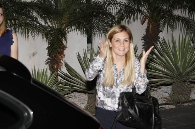 Adriana Esteves (Foto: Isac Luz/ EGO)