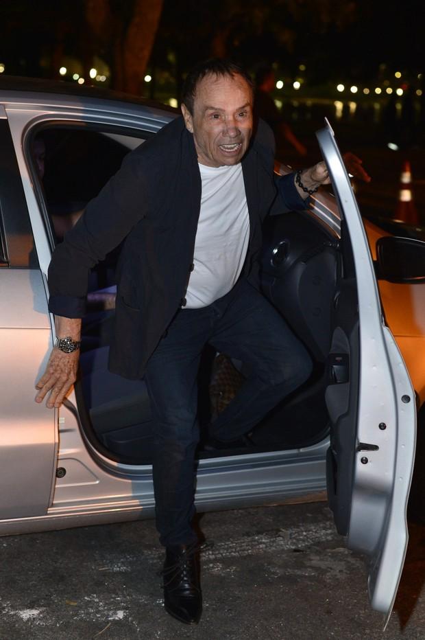 Stênio Garcia (Foto: Alex Palarea e Andre Muzell/ Ag. News)