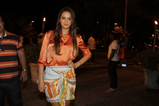 Bruna Marquezine (Foto: Isac Luz/ EGO)