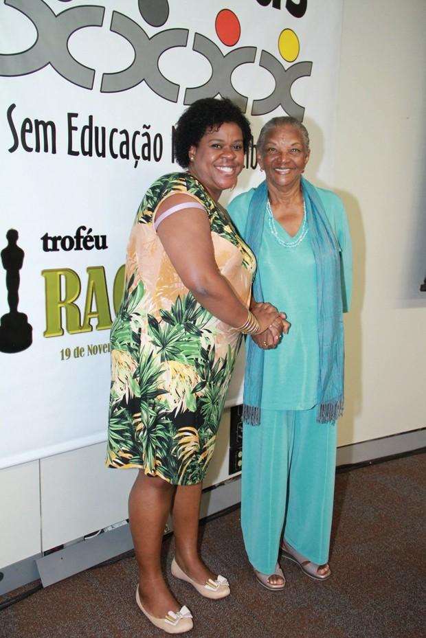 Cacau Protásio e Chica Xavier (Foto: Foto Rio News)