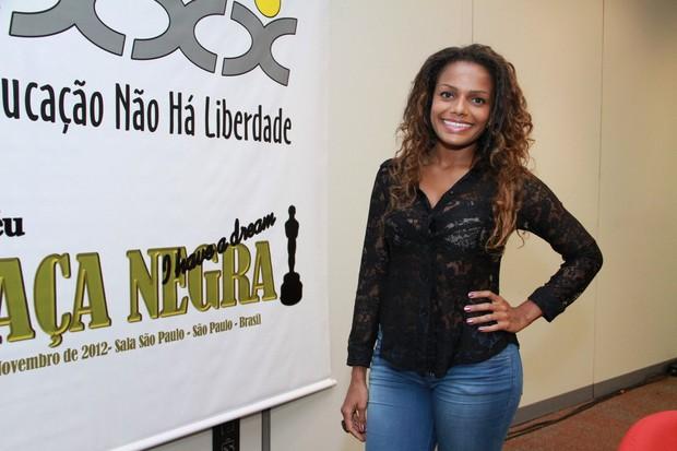 Quitéria Chagas (Foto: Foto Rio News)