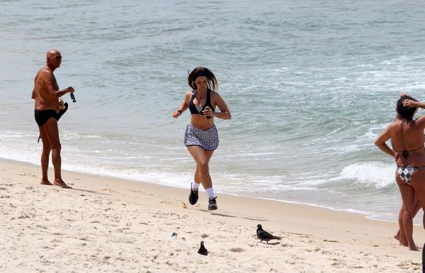 Veridiana Freitas (Foto: Wallace Barbosa/AgNews)