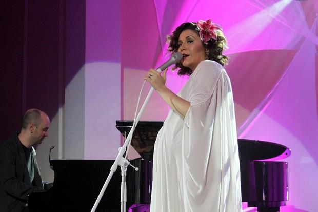 Maria Rita canta em festa no Rio (Foto: Cleomir Tavares/ Divulgação)