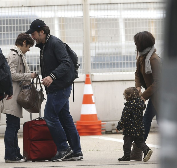 Javier Bardem e Penelope Cruz (Foto: Agência Grosby Group)