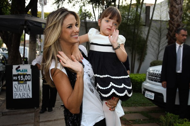 Rafa Justus e Ticiane Pinheiro (Foto: Manuela Scarpa/Foto Rio News)