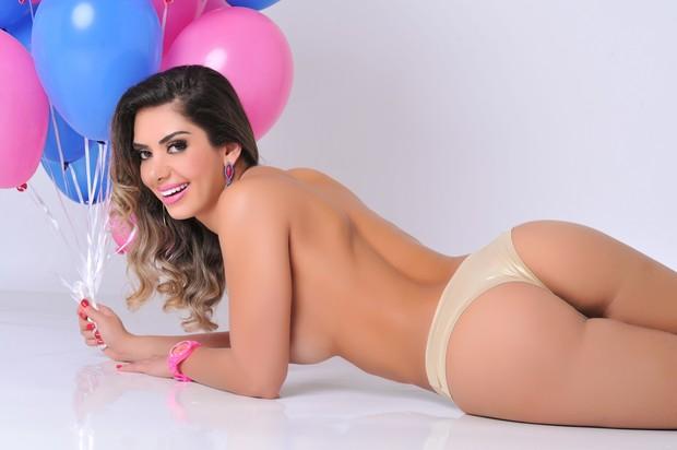Graciella Carvalho se prepara para estrear como apresentadoraGraciella Carvalho Marianne Ranieri