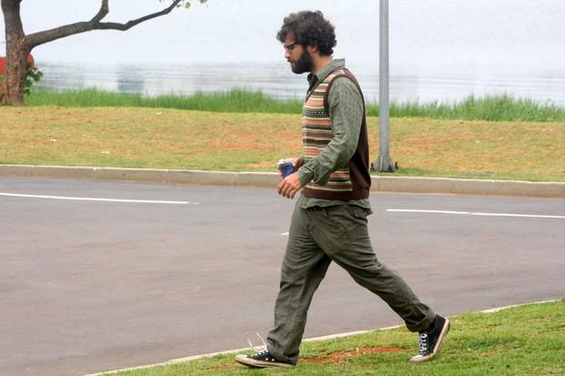 Bruno Gagliasso (Foto: Gil Rodrigues/Fotorio News)