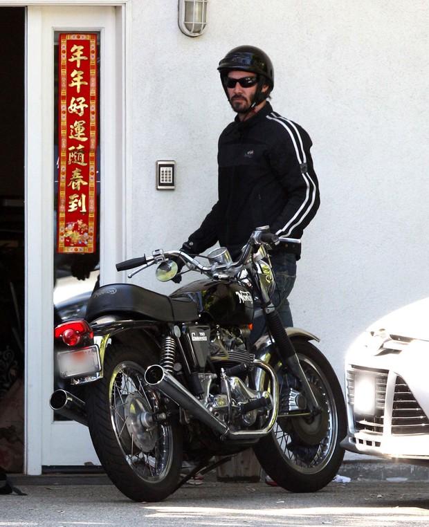 Keanu Reeves (Foto: Grosby)