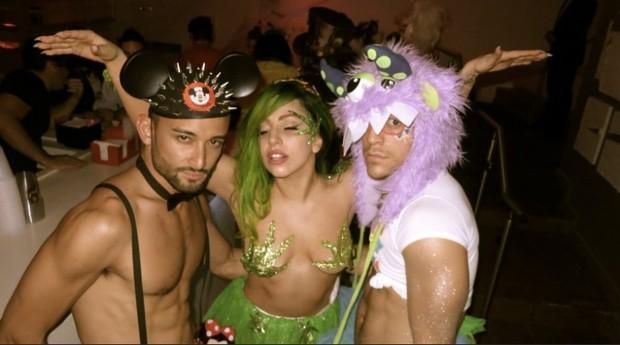 Lady Gaga (Foto: Reprodução/LittleMonsters.com)