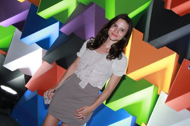 Bianca Comparato em festa no Rio (Foto: Thyago Andrade/ Foto Rio News)