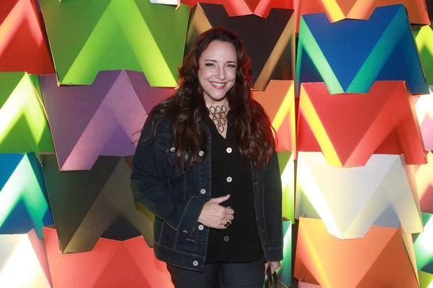 Cantora Ana Carolina em show no Rio (Foto: Thyago Andrade/ Foto Rio News)