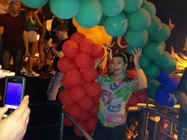 David Brazil, padrinho da Parada Gay de Madureira (Foto: Reprodução/Instagram)