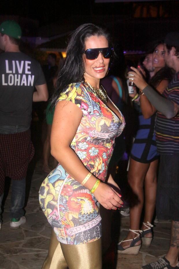 Fabiana Andrade (Foto: Alex Palarea/Agnews)