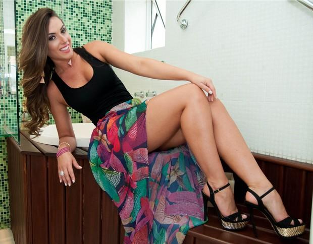 Nicole Bahls (Foto: Aline Ribeiro Fotografia /Divulgação)