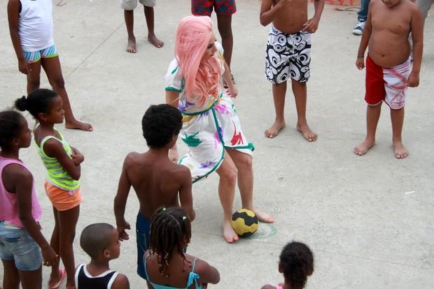 Lady Gaga (Foto: Foto Rio News)