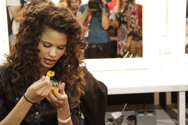 Kelly Santos (Foto: Isac Luz/ EGO)