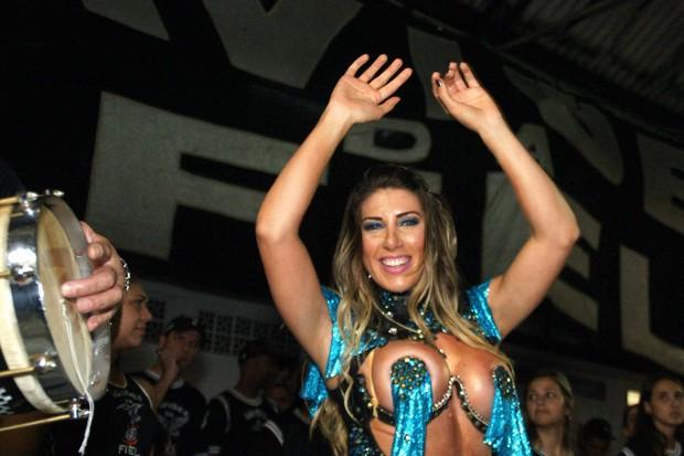 Tatiane Minerato (Foto: Paduardo / AgNews)