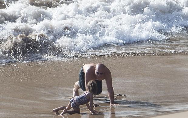Vin Diesel (Foto: Agência Grosby Group)