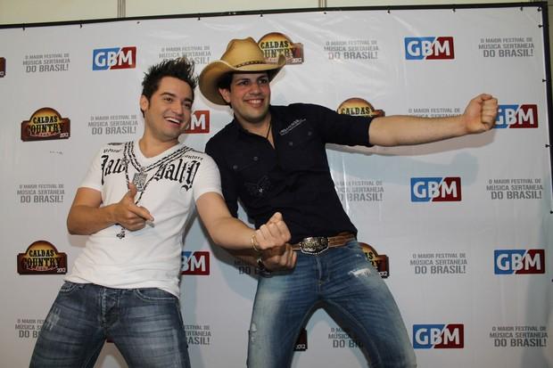 Fernando e Sorocaba (Foto: Thiago Duran/Ag News)