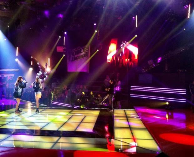 Ivete Sangalo e Claudia Leitte (Foto: Reprodução/ Twitter)