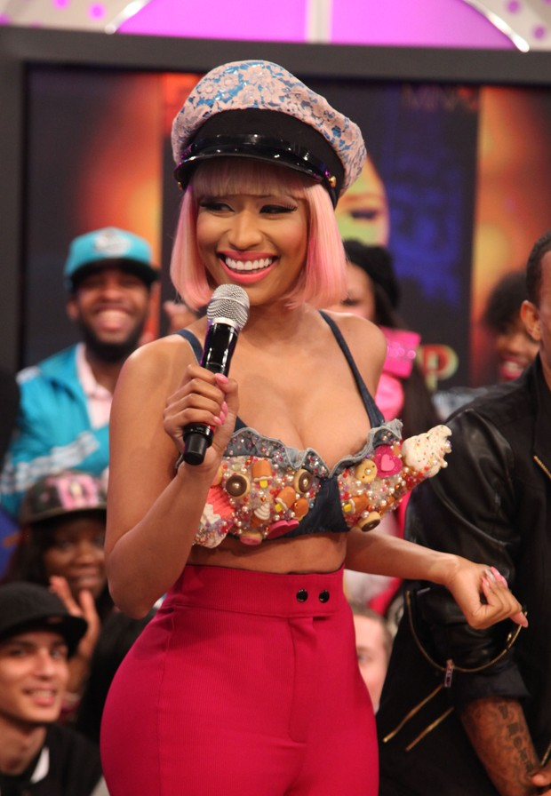 Nicki Minaj (Foto: Johnny Nunez/WireImage/Agência Getty)