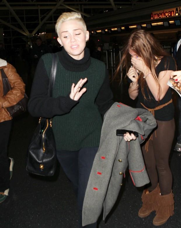 Miley Cyrus (Foto: T/X17online.com)
