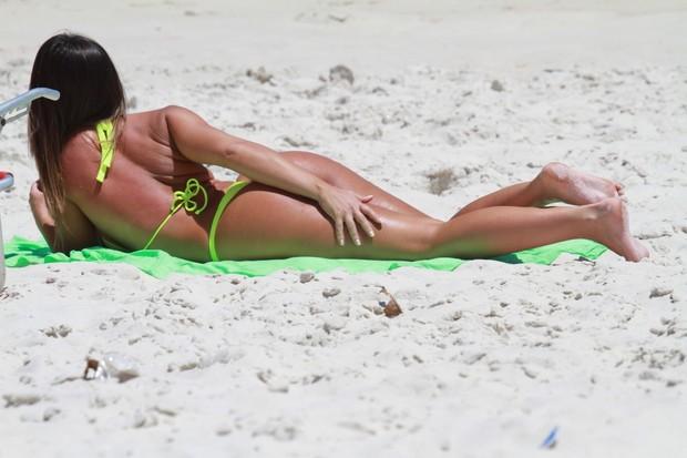 Nicole Bahls (Foto: Gabriel Rangel/AgNews)