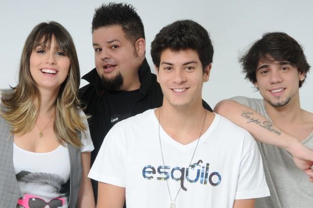 Banda Fusca (Foto: Drica Donato/Divulgação)