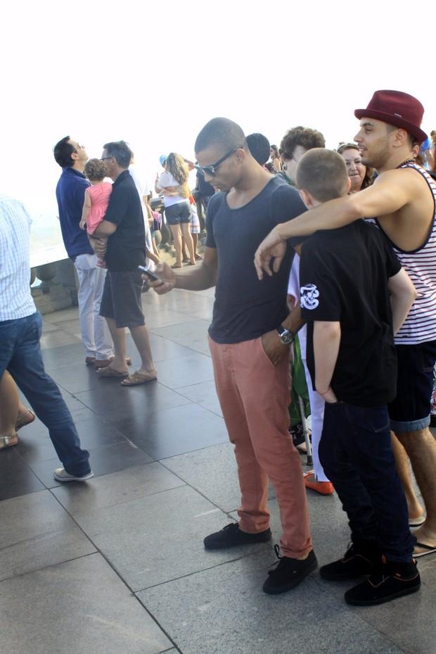 Namorado de Madonna, Brahim Zaibat (Foto: Roberto Cristiano/Ag News)