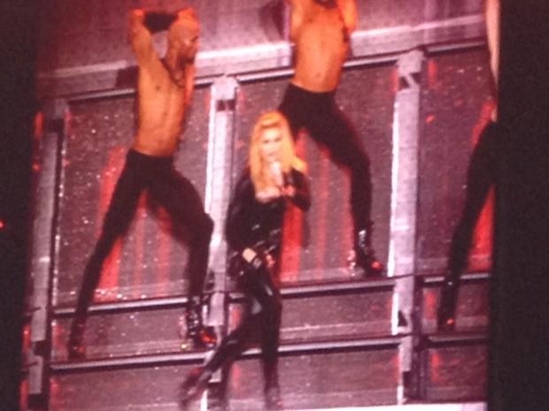 Madonna (Foto: EGO / Juliana Maselli)