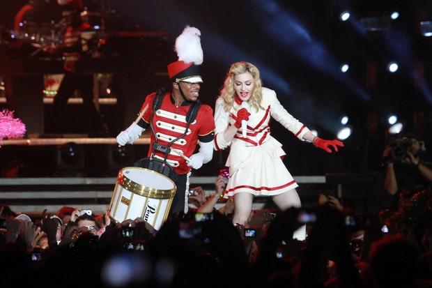 Show da Madonna no Rio de Janeiro (Foto: Raphael Mesquita / PhotoRioNews)