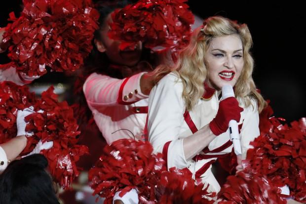 Madonna se apresenta no Rio (Foto: Felipe Panfili/ Ag. News)