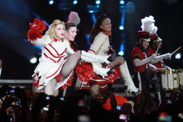 Madonna se apresenta no Rio (Foto: Raphael Mesquita/ Foto Rio News)