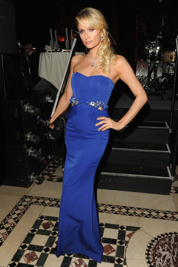 Paris Hilton (Foto: Jude Domski/ Agência Getty)