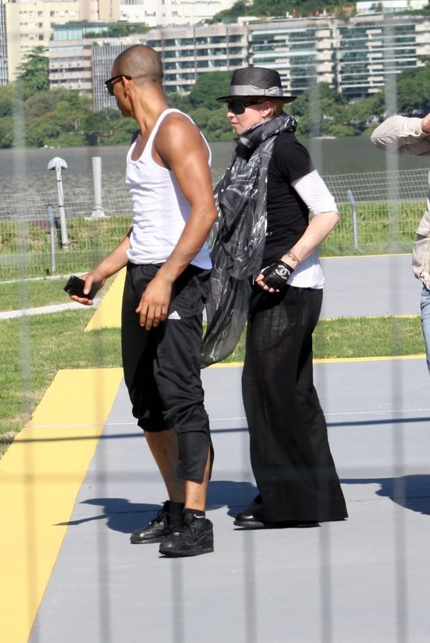 Madonna (Foto: Gil Rodrigues/Fotorio News)