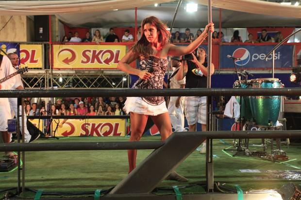 Ivete Sangalo se apresenta no Carnatal (Foto: Fred Pontes/Divulgação)